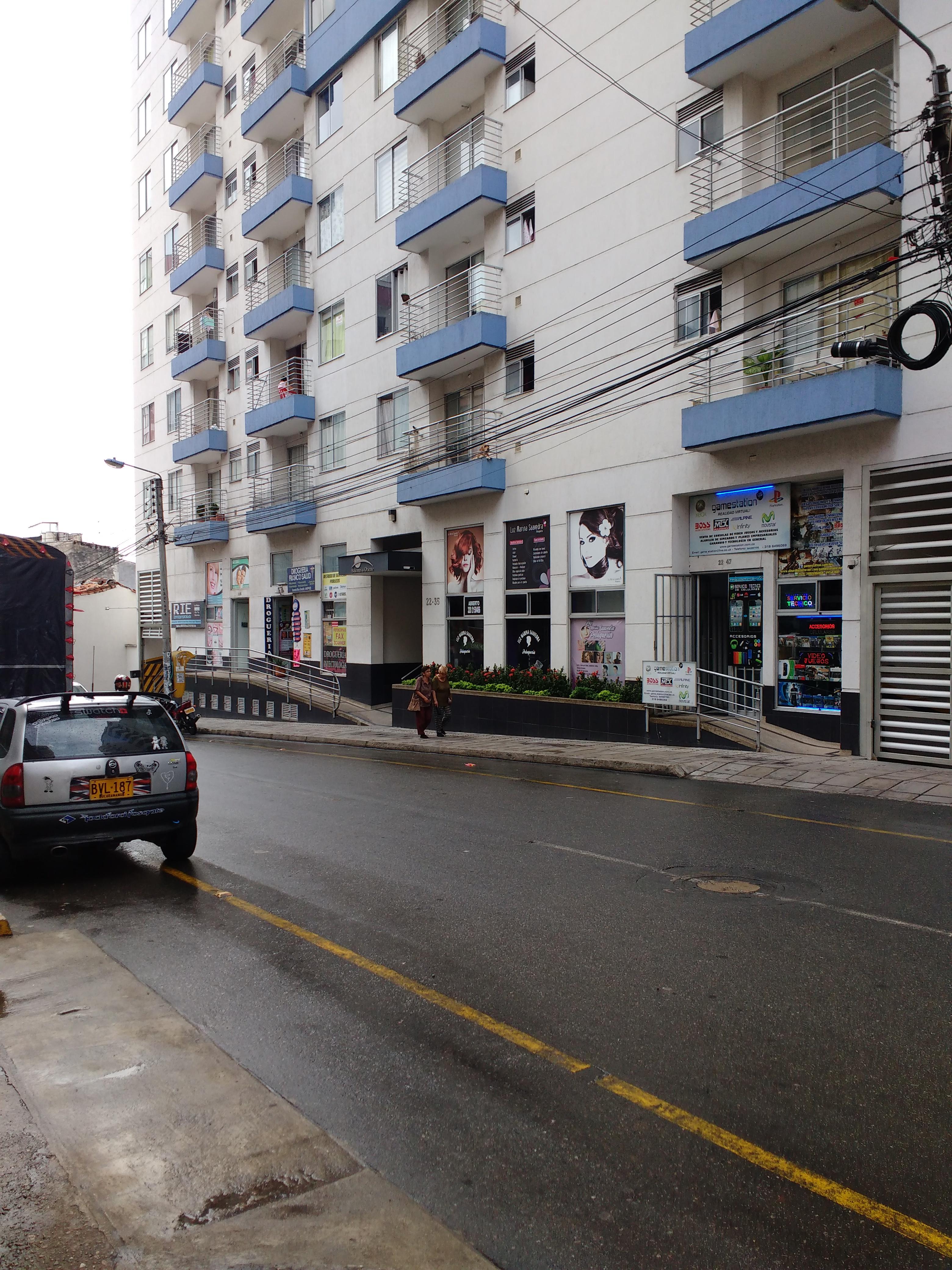 AA-5320 Apartaestudio en Antonia Santos edificio Balcones de Oriente